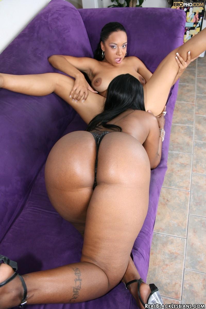 Big black butt lesbians