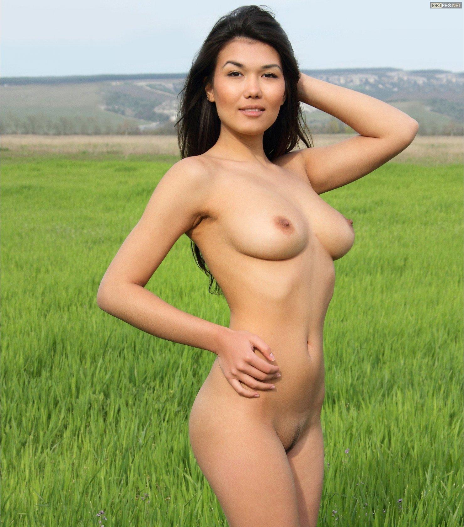 Big Tits Mongolian Girl